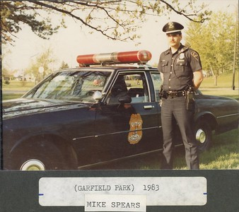 1983 Mike Spears Garfield Park