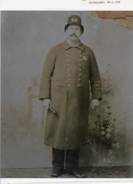 William L Cox aka Daddy