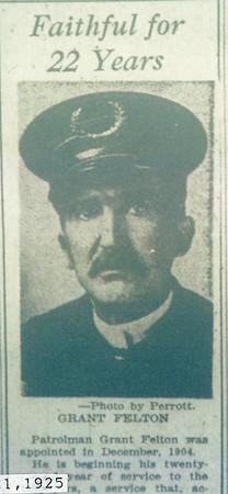 Grant Felton 2-21-1925