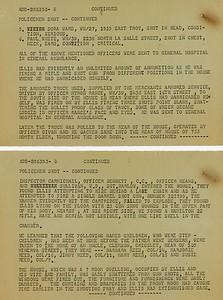 Battle of Elder Avenue Police Report page 2
