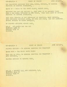 Battle of Elder Avenue Police Report page 9