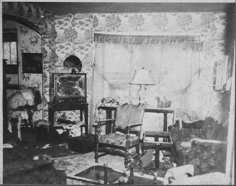 Elder Avenue 6-30-1954 Living Room