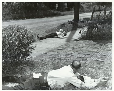 Dora Ward shot Elder Avenue Raymond Bright