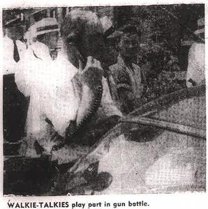 Elder Avenue - Walkie - Talkies