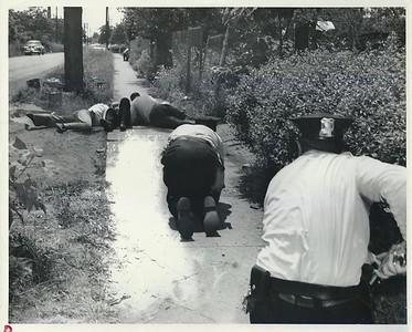 Dora Ward ambush 2 Elder by Raymond Bright