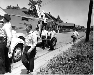 Elder Avenue 6-30-1954 Command Post annotated