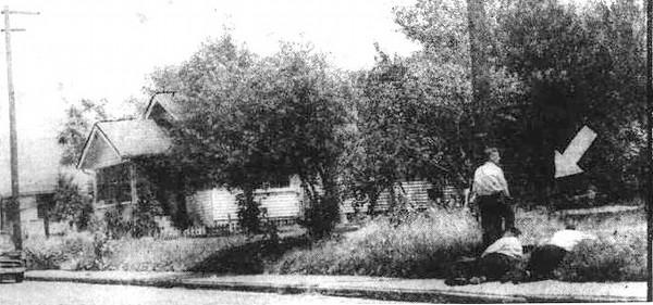 Howard Ellis home -733 N. Elder Avenue