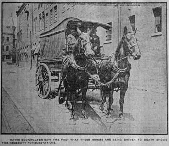 1900's IPD Wagon