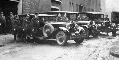 motor patrol 1929