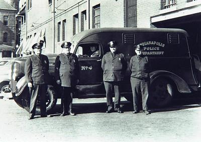 1942 Paddy Wagon