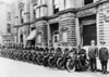 20's Motorcycle group photo