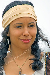 HR-PIR 00007 A young female historical reenactor pirate, by Peter J Mancus