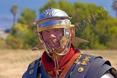 HR-RL 00020 A Roman Legion historical reenactor soldier, by Peter J Mancus