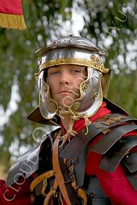 HR-RL 00023 A Roman Legion soldier reenactor, by Peter J Mancus