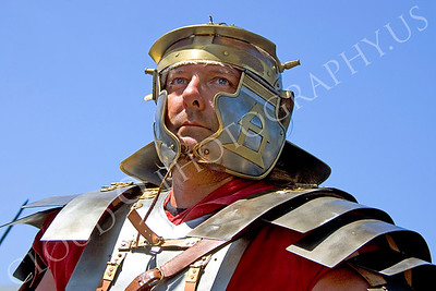 HR-RL 00002 A big Roman Legion historical reenactor soldier, by Peter J Mancus