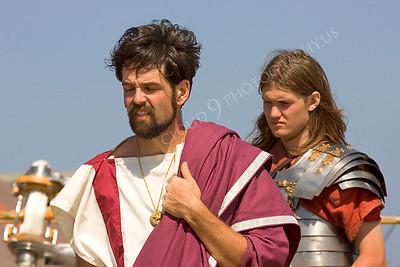HR-RL 00018 Roman Legion historical reenactors, by Peter J Mancus