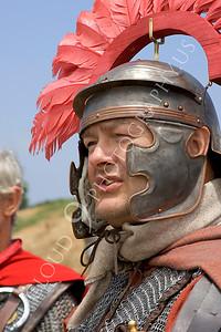 HR-RL 00013 A Roman Legion historical reenactor commander, by Peter J Mancus