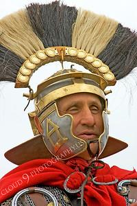 HR-RL 00027 A Roman Legion commander reenactor, by Peter J Mancus