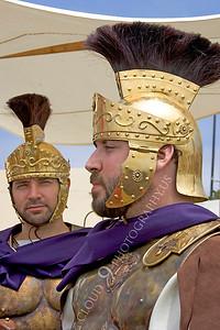 HR-RL 00007 Roman Legion historical reenactor soldiers, by Peter J Mancus