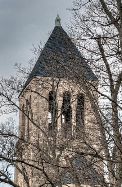 Bell Tower of Glencairn Museum