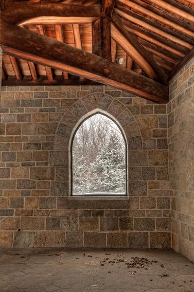 Glencairn Cloister Window
