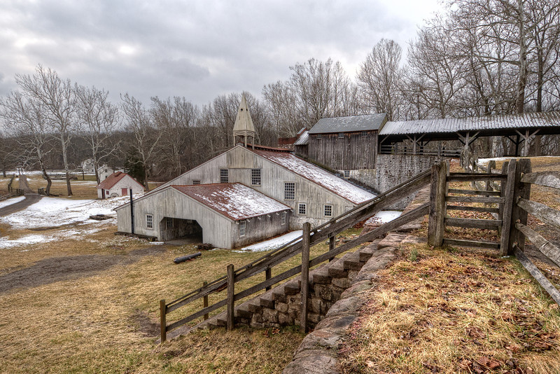 Hopewell Furnace, Feb 2012 (2)