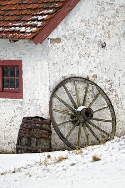 Wheel Barrel (v)