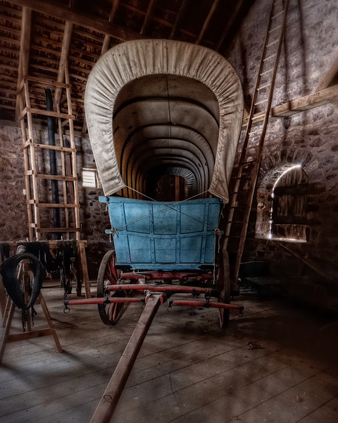 Blue Wagon