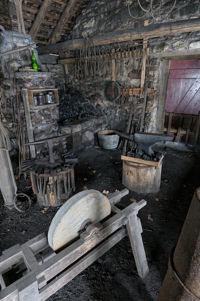 Inside the Blacksmith Shop (2)