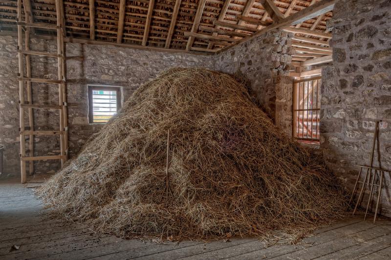 Pitchfork in a Haystack