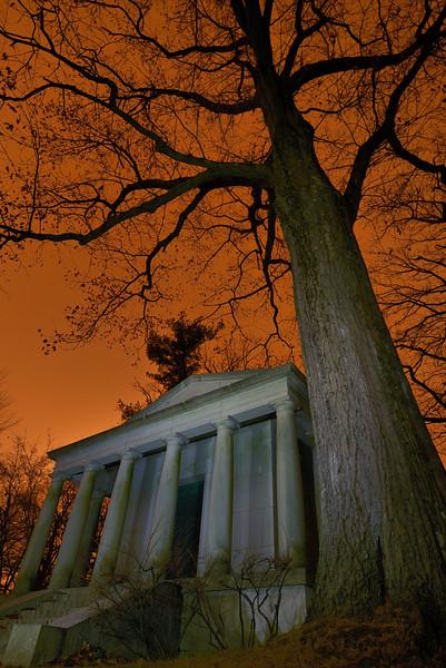 Boyce Thompson Mausoleum (v)