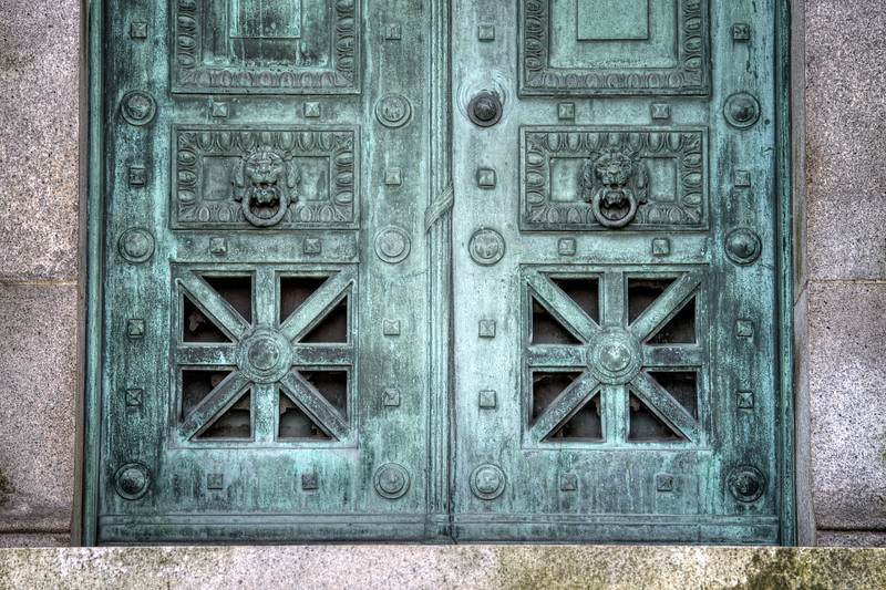 Doors to a Crypt