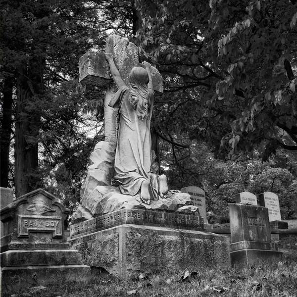 Dribble grave site