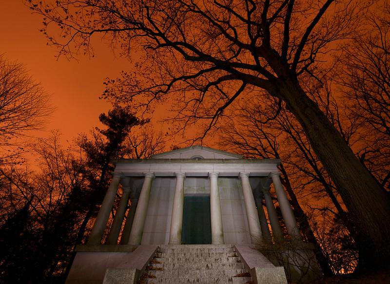 Boyce Thompson Mausoleum (h)