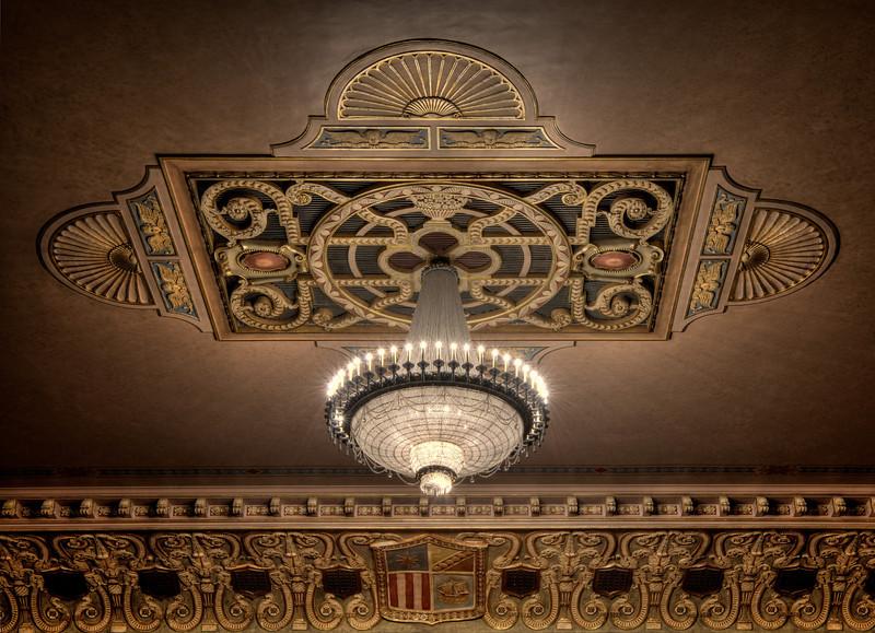 Theatre Chandelier