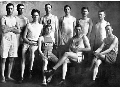 1911 UWL Track Team