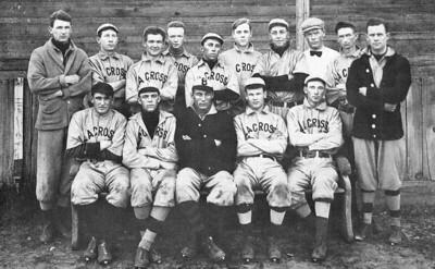 1913 UWL Baseball