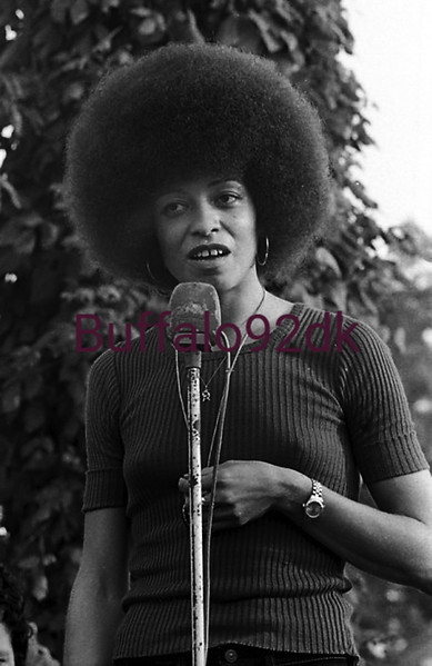 Port Gibson: Angela Davis