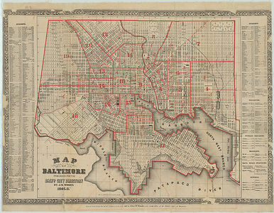 1867-1868 City Directory