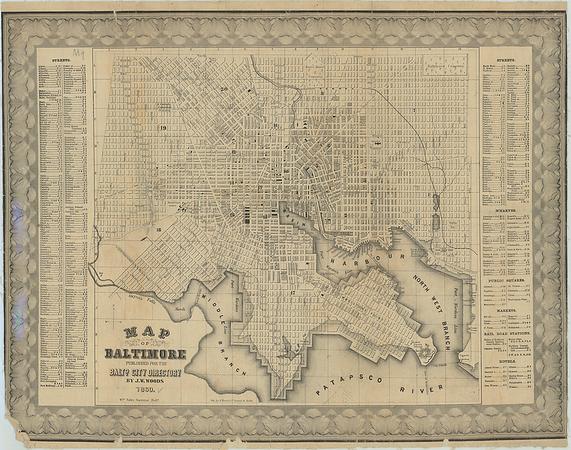 1860 City Directory