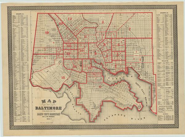 1874 City Directory