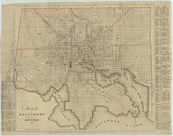 1856 City Directory