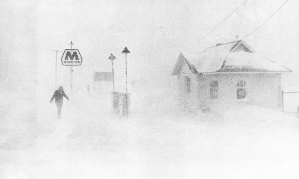 BLIZZARD OF 78