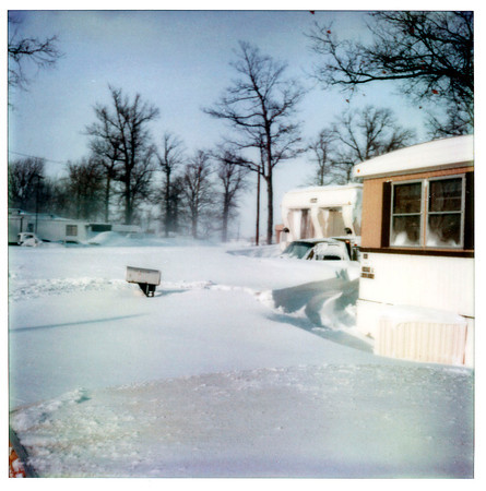Blizzard 1978<br /> Forest Lodge Trailer Court