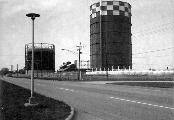 Gas Tower 1974