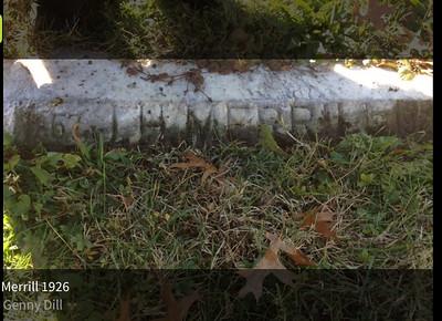James son J H  gravesite