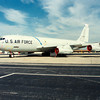 The first picture is of a 434th Air Refueling Wing KC-135E Stratotanker at<br /> Grissom Air Reserve Base. <br /> Grissom AFR archives.
