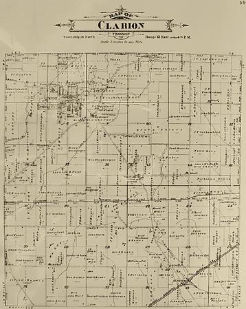 Clarion Township, Bureau County IL