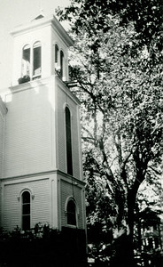 La Moille, IL Baptist Church Bell fell while removing, Photo by Hohn Schwabneland 1935 1900dpi048