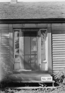 Smith Farmhouse, U S  Route 34, La Moille, Bureau County, IL 1935 004 (2)